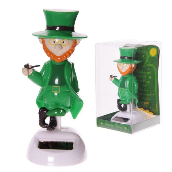 Solar  Figur Irischer Kobold Leprechaun - British Moments
