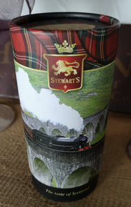 "Stewarts The Taste of Scotland Luxury Shortbread Motivdose ""Viaduct"", 200 gr - British Moments"