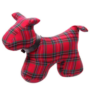 "Tartan Hund ""Scottie"" Türstopper - British Moments"