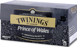 Twinings Prince of Wales , 25 Teebeutel - British Moments