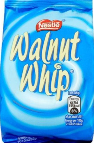 SALE !!!! MHD  Walnut Whip, 39 gr. - British Moments