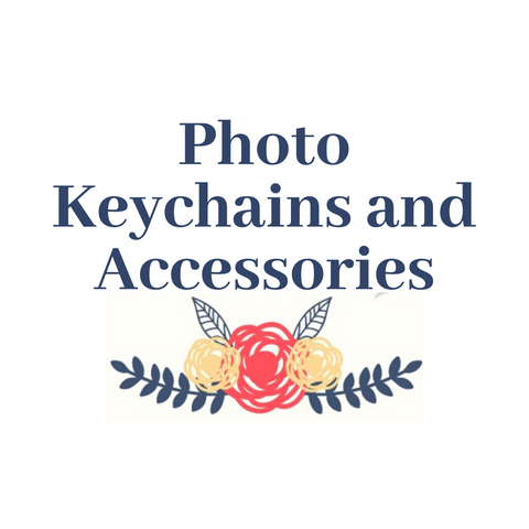 Photo Keychains and Accessories