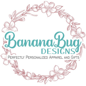 Banana Bug Designs