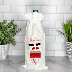 Bottoms Up Wine Bag