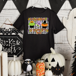 Keep Your Tricks... Here for Treats Tee