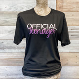 Official Teenager Tee