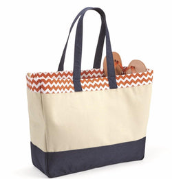 Brookson Bay Canvas Tote