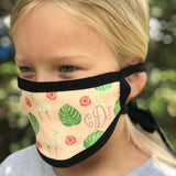 Custom Face Mask - Banana Bug Designs