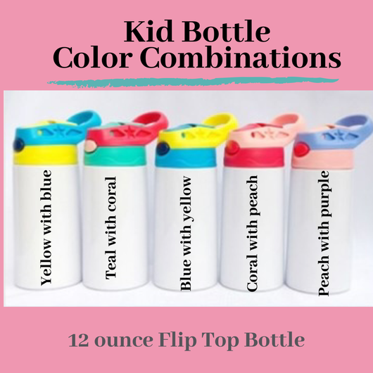12 Ounce Flip Top Bottle