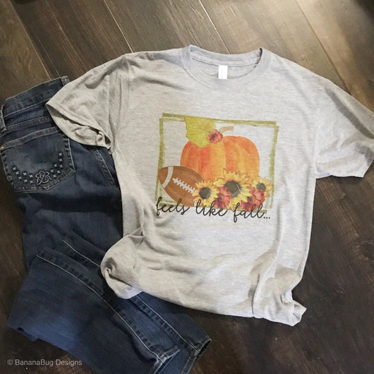 Feels Like Fall Tee