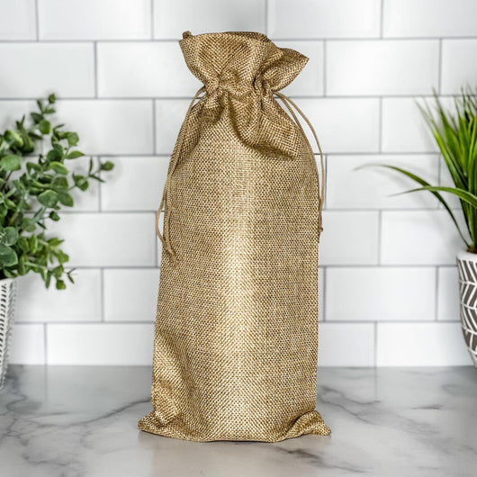 Merry Wine Bag