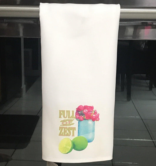 Custom Sublimation Tea Towel