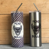 Personalized Skinny Insulated Tumbler