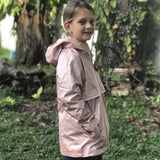 Girls CR New Englander Rain Jacket