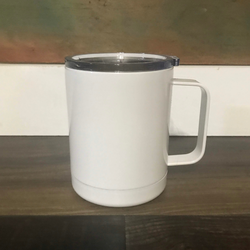 Custom 15 ounce Stainless Steel Travel mug