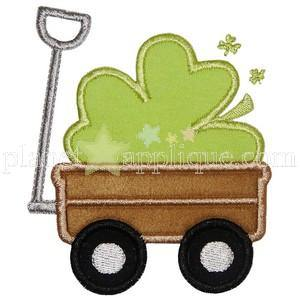 Shamrock Wagon