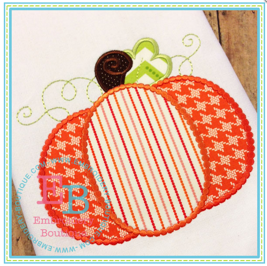 Dotted Pumpkin