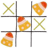 Candy Corn Tic-Tac-Toe