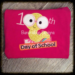 100th Day of School Personalized Tee