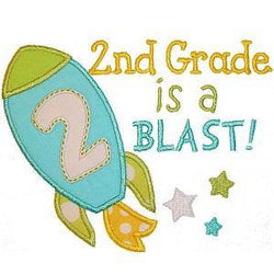 Grade is a BLAST! Personalized Tee