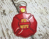 LEO/First Responder Support Keychains