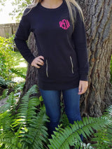 Monogrammed North Hampton Sweatshirt