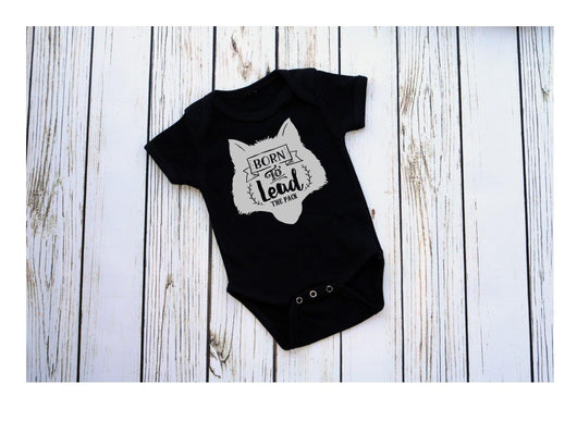 Born to Lead the Pack Infant Bodysuit