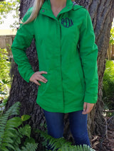 Monogrammed CR Logan Jacket