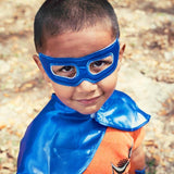 Personalized Superhero Cape and Accessories