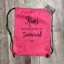 Bachelorette Survival Kit Bag