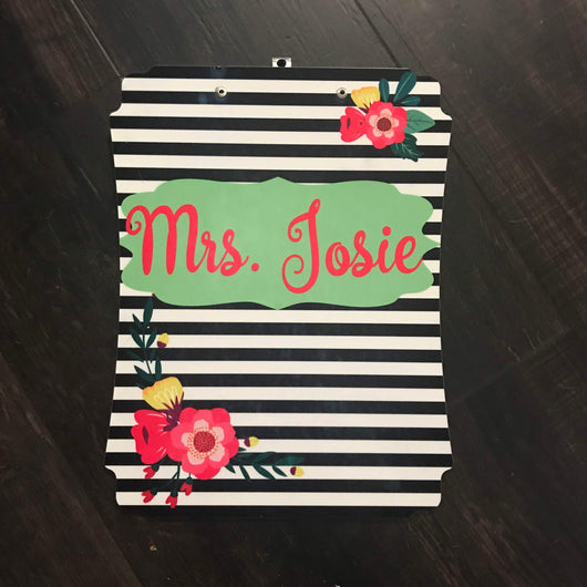 Fancy Custom Clipboard