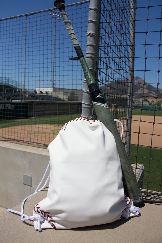 Zumer Sports Baseball Drawstring Bag