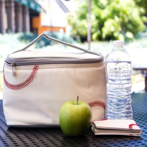 Zumer Sports Baseball Lunchbox
