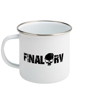 Final RV Enamel Mug