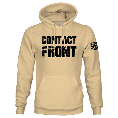 Contact Front Pullover Hoodie