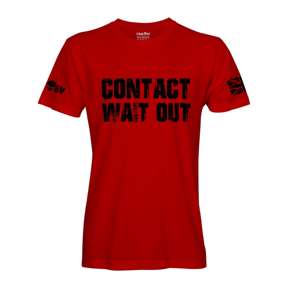 Contact Wait Out - Incoming T-Shirt