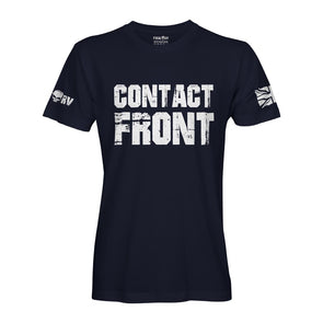 Contact Front T-Shirt