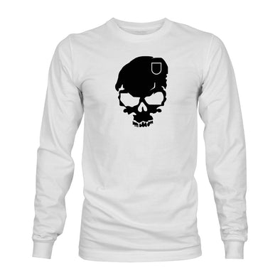 Final RV Skull Long Sleeve T-Shirt