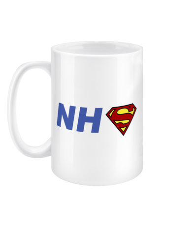 15oz Super NHS Ceramic Mug