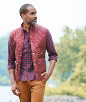 Quilted Field Vest 8