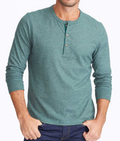 Ultrasoft Long-Sleeve Henley 1