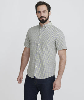 Short Sleeve Wrinkle-Free Shirt