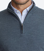 Merino Wool Quarter-Zip 6