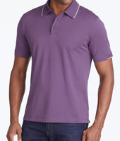 Tipped Traveler Polo with COOLMAX® - FINAL SALE 1