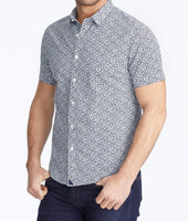 Wrinkle-Free Performance Short-Sleeve Chaddsford Shirt - FINAL SALE 1