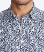 Wrinkle-Free Performance Short-Sleeve Chaddsford Shirt Zoom