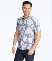 Classic Cotton Short-Sleeve Conero Shirt 3