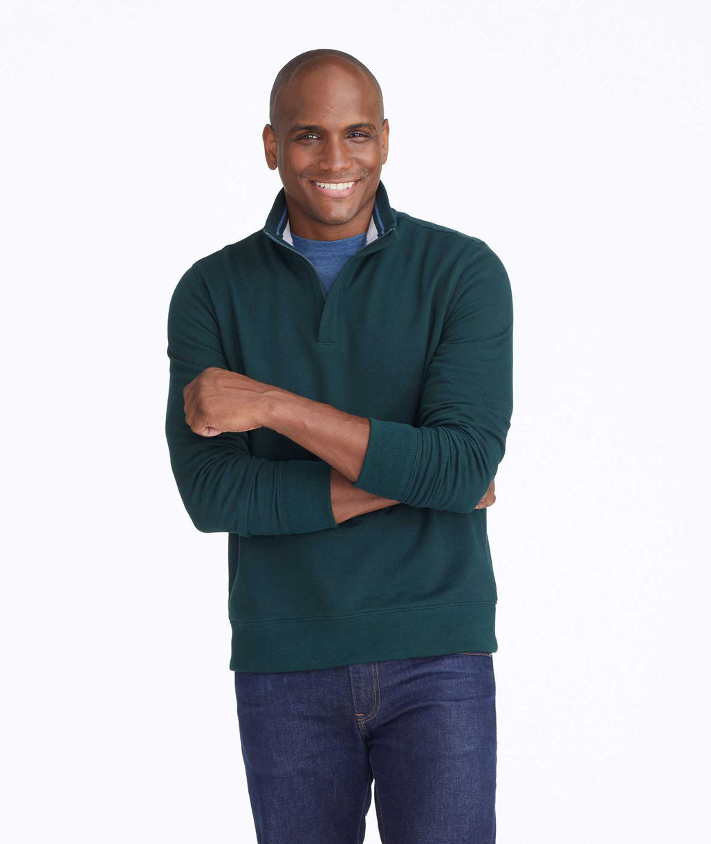 Quarter-Zip Sweatshirt