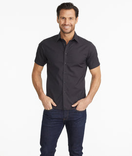 Classic Short-Sleeve Coufran Shirt