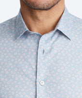 Classic Cotton Short-Sleeve Cousino Shirt Zoom